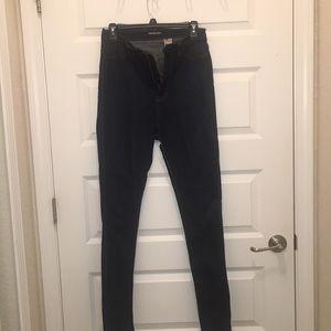 Fashion nova high waist jeans!